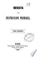 Revista de instrucción primaria