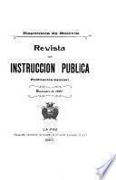 Revista de instrucción pública