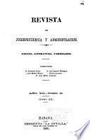 Revista de jurisprudencia
