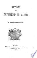 Revista de la Universidad de Madrid