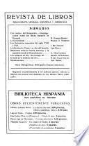 Revista de libros
