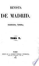 Revista de Madrid