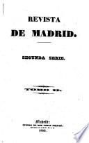 Revista de Madrid