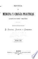 Revista de medicina y cirugia practicas