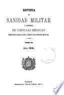Revista de sanidad militar