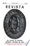Revista del Centro de Estudios Histórico-Militares del Perú