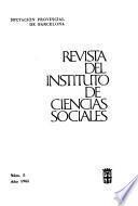 Revista del Instituto de Ciencias Sociales