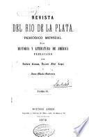 Revista del Rio de la Plata