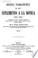 Revista Farmaceutica