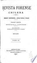 Revista forense chilena