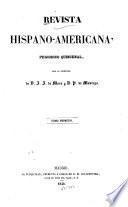 Revista hispano americana