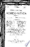 Revista homeopática