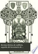 Revista ibérica de exllibris, seguida del inventario de exlibris ibéricos