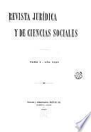Revista jurídica y de ciencias sociales