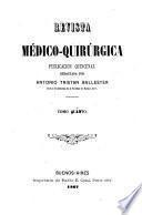 Revista médico-quirúrgica