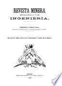 Revista minera, metalurgica y de ingenieria