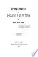 Revista patriótica del pasado argentino