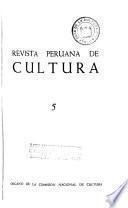 Revista peruana de cultura