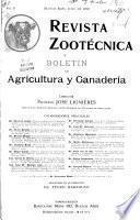 Revista zootechnica