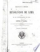 Revolución de Lima