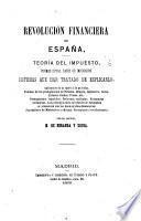 Revolución financiera de España