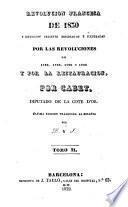 Revolución Francesa de 1830, 2