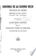 Rincones de la España vieja