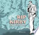 Rip Kirby de Alex Raymond