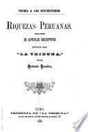 Riquezas Peruanas