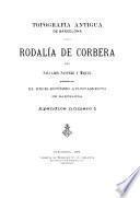 Rodalía de Corbera