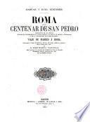 Roma en el centenar de S. Pedro