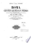 Roma en el centenar de San Pedro