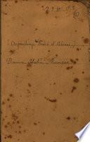 Roma, Italia, Francia, Carta del Obispo de Orleans al comendador Ratazzi... Orleans 15/IX/1867