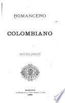 Romancero colombiano
