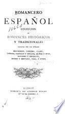Romancero español