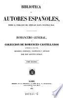 Romancero general, o coleccion de romances Castellanos anteriores al siglo XVIII ; tomo 2