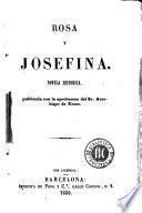 Rosa y Josefina