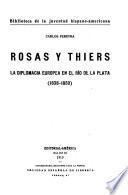 Rosas y Thiers