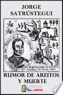 Rumor de Areito y Muerte