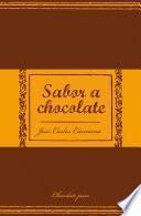 Sabor a chocolate