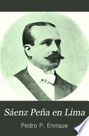Sáenz Peña en Lima