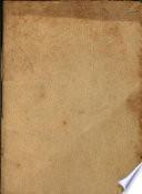 Sagrado triduo a la gloriosa Virgen, è invicta Santa Barbara, que con fervoroso afecto le consagran sus cofrades en la iglesia parroquial de San Nicolas de esta ciudad de Palma