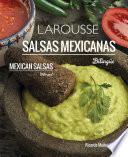 Salsas mexicanas. Edición bilingüe