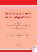 Salteras en la Guerra de la Independencia. La heroína Francisca Pérez-Cerpa y Benítez en el II Centenario