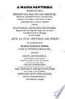 Salterio peruano o parafrasis de los ciento cincuenta Salmos de David, y de algunos cánticos sagrados en verso castellano