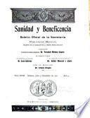 Salubridad y Asistencia Social; Boletín Oficial