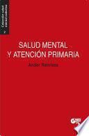 Salud mental y atención primaria