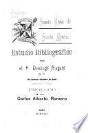 Santa Rosa de Santa María