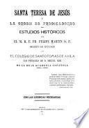 Santa Teresa de Jesús y la orden de predicadores