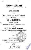 Santos lugares y misiones